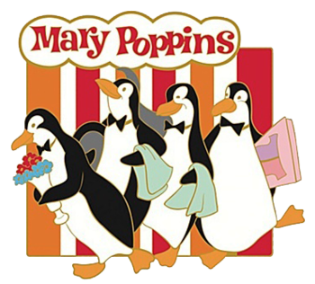 Knights present Mary Poppins