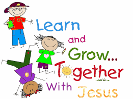 Religious Ed Classes Grades K-5