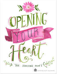 Walking with Purpose Women's Bible Study (Opening Your Heart)