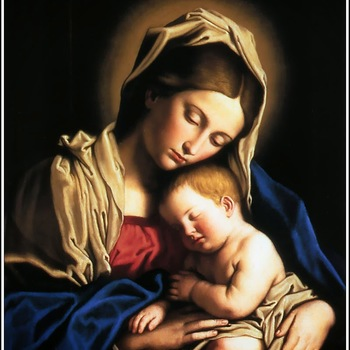 Solemnity of Mary, Mother of God Mass (NO 7:00 PM MASS)