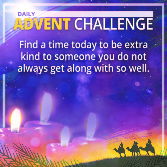 December 5th Advent Challenge