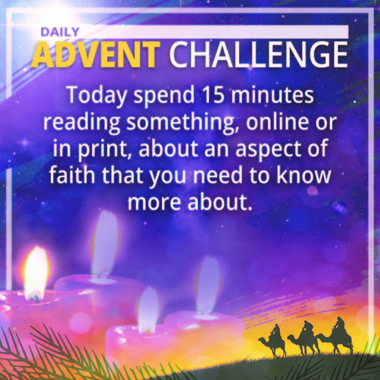 December 7th Advent Challenge