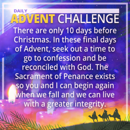 December 15th Advent Challenge