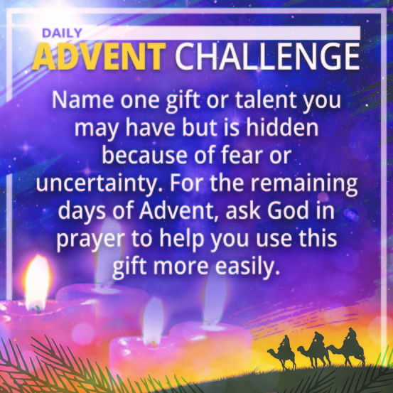 December 18th Advent Challenge