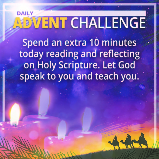 December 20th Advent Challenge