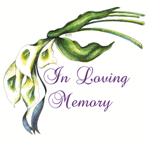 Image result for in loving memory catholic