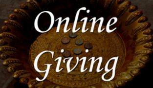 We Share Online Giving for Keeping Strong Foundations Capital Campaing