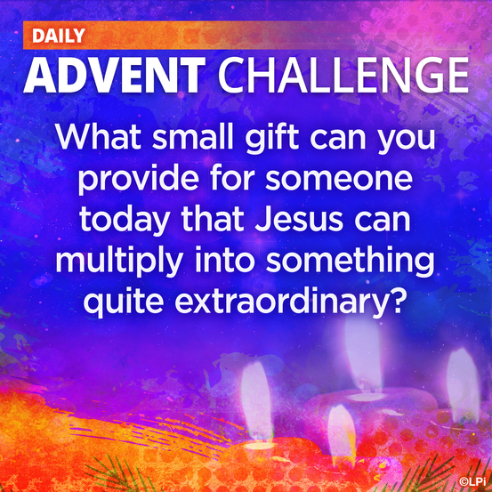 Daily Advent Challenge for December 5th