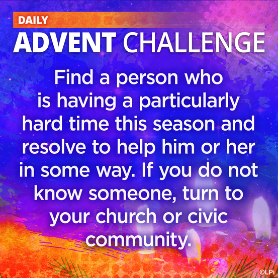 Daily Advent Challenge for December 14th