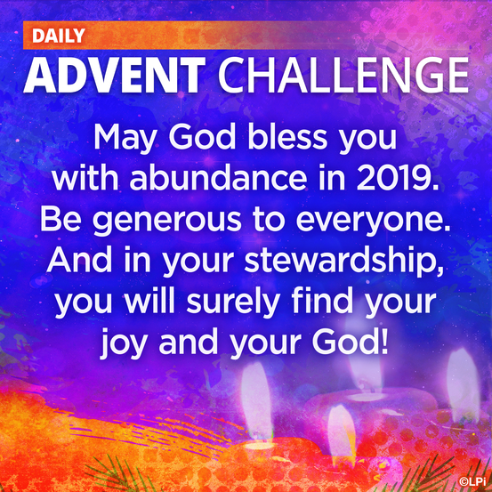 Daily Advent Challenge for December 24th