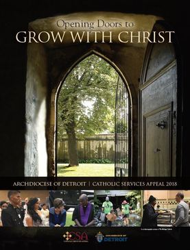 Opening Doors to Grow with Christ CSA 2018