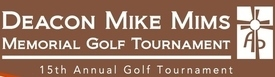 Deacon Mike Mims Memorial Golf Tournament