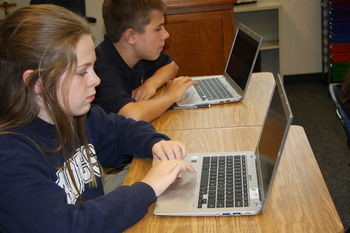 St. Anthony of Padua Catholic School integrates Chromebooks into curriculum