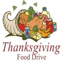 The Thanksgiving Food Drive is Now Underway!