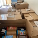 PP & J Food Drive:  Thank You