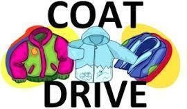 Warm Coat Drive - Last Day to Donate is November 25