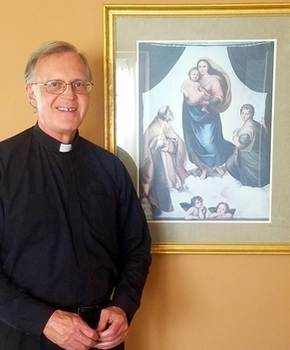 Happy 10th Anniversary as our Pastor, Fr. Mike, Fr. G, Fr. Michael Gerlach!