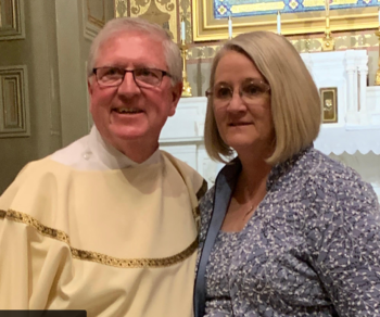 Congratulations Deacon Jerry Cassidy!!