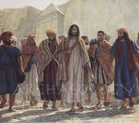 Journey with Jesus From Jerusalem - Part Two Continues Sundays through June 13
