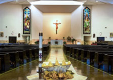 Mass and Adoration Schedule