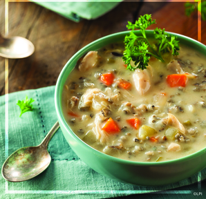 Souper Bowl of Caring fund raising drive