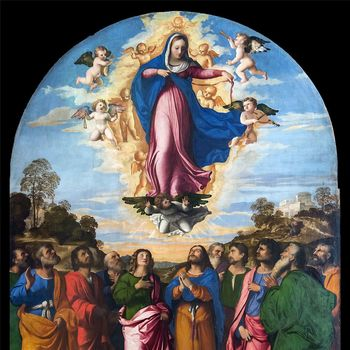 Mass for the Solemnity of the Assumption of the Blessed Virgin Mary