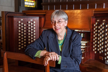 East River Concerts: Gail Archer, organ