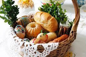 Holy Saturday - Blessing of Easter Baskets