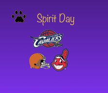 Spirit Wear Day