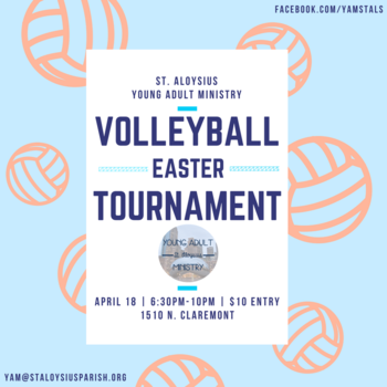 Easter Volleyball Tournament