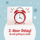 February 11, 2021- St. James Regional Opening on 2-Hour Delay