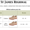 Save the Date- Flocco Shoe Sale- 7/29/2021