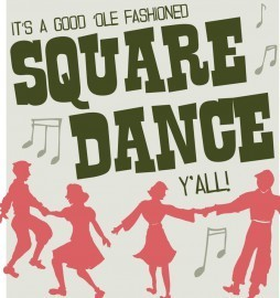 Pick & Stomp Square Dance
