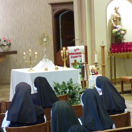 Vocations to the Baptistines