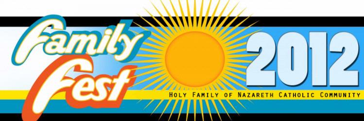 Family Fest 2012 at Holy Family of Nazareth!
