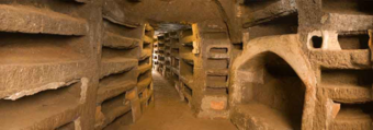 CYO Roman Catacombs Exhibit