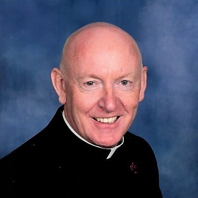 Father Billy O'Riordan