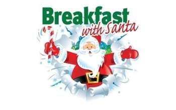 St. Ann Men's Club Breakfast with Santa/Cafeteria