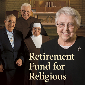 Second Collection - Retirement Fund for Religious