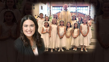 Illness Postponed Communion, St. Ann Rallied