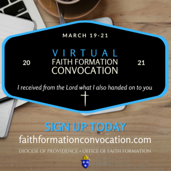 Virtual Faith Formation Convocation 2021