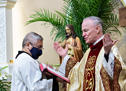 Father Mel's Homily