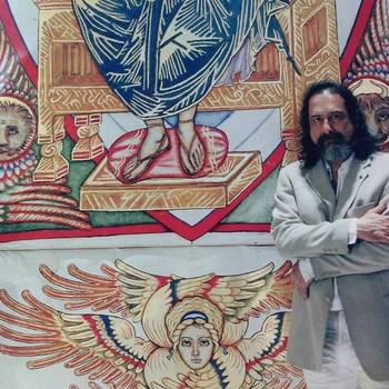 Sacred Art at Mount Athos