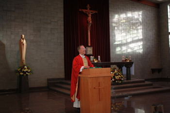 Academic Year Inauguration Mass