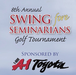 "8th Annual Swing ""Fore"" Seminarians"
