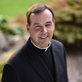 New Rector: Fr. Kevin Meehan