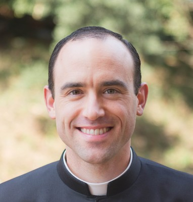 Fr. Nathan Torrey, LC, M.A.