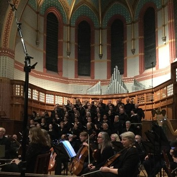 Advent Concert at Yale University