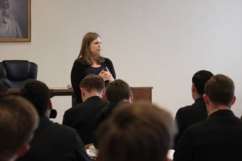 Cheshire Lecture: Dr. Kathleen Marks