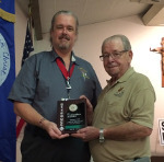 KC Receives Columbian Award